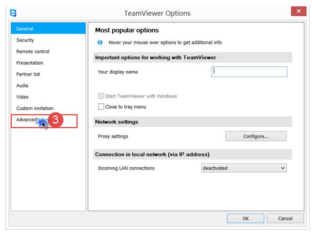 Cách khắc phục TeamViewer bị khoá, TeamViewer hết hạn - TiHa